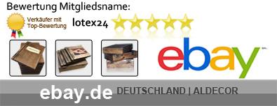 Aldecor ebay Shop lotex24 GmbH